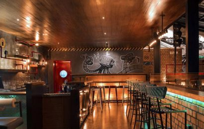 All about a One-of-a-Kind Sports Bar